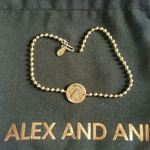 Alex & Ani Jewelry - Alex and Ani Hand of Fatima