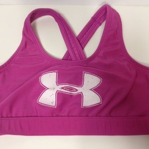 Under Armour Other - Under Armour sport bra size large