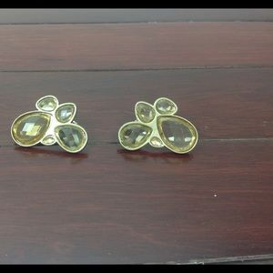 Towne & Reese Jewelry - Towns and Reese Genevieve crystal earrings
