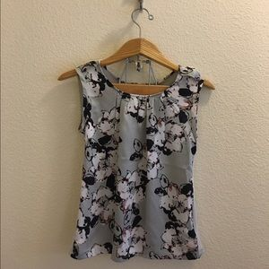 The Limited Tops - NWT Floral The Limited Blouse