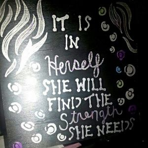 Other - Canvas quote