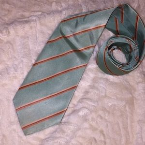Burberry Other - Green spring Burberry tie