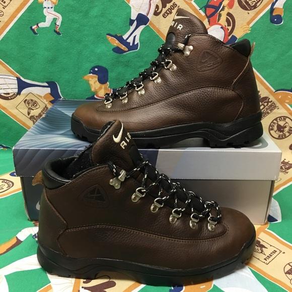 best cheap ed428 16973 RARE Vintage NIKE Air ACG Regrind Hiking Boots. M 58c898f02fd0b73bf100b35d