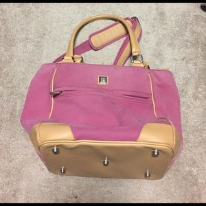 Diane von Furstenberg Handbags - Diane Von Ferstenberg travel carry on tote