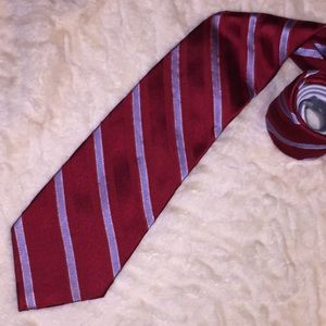 Tommy Hilfiger Other - Red and blue stripe Tommy Hilfiger tie