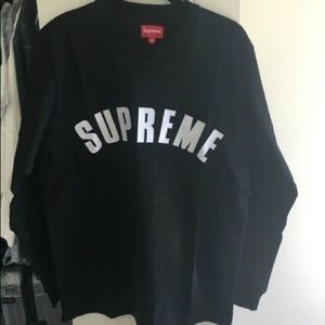 Supreme Arc Logo Long Sleeve