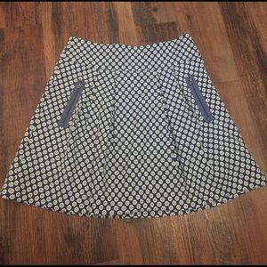 Anthropologie Dresses & Skirts - Anthropologie Maeve Zipper Front Skirt