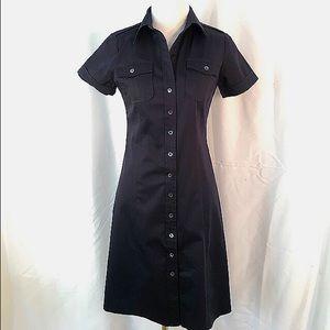Banana Republic Dresses & Skirts - Banana Republic Navy Shirtdress