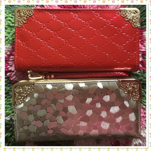 Handbags - Elegant clutch wallet