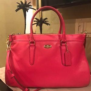 Coach Handbags - Coach Morgan Satchel