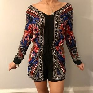 jealous tomato Other - Tribal romper