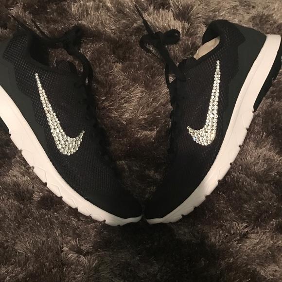 Women s Nike Bling Flex experience sneakers NEW💎 0d5cd5ee8