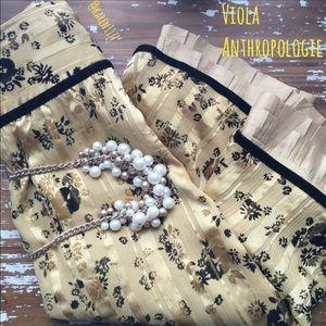 Anthropologie Dresses & Skirts - ‼️Sale✨Anthropologie Viola Silk Skirt✨