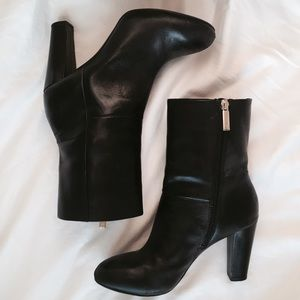 Banana Republic Shoes - Leather Ankle Booties