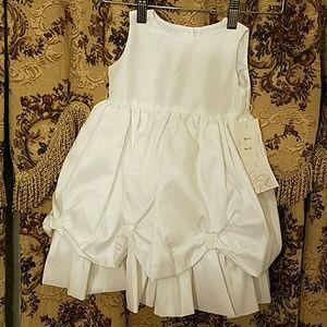 blossom Other - Blossom baby dress. White
