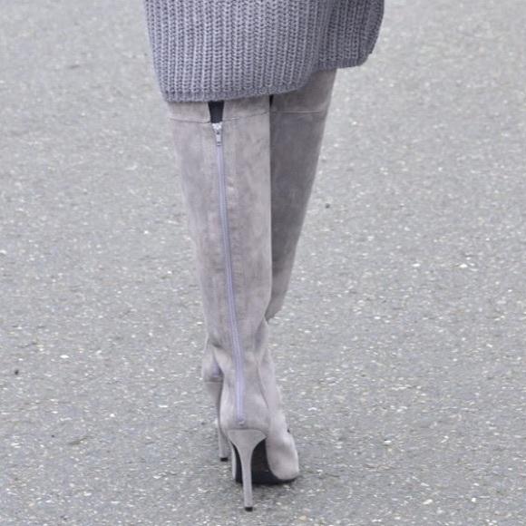 Shoe Dazzle Shoes - Lace up boots