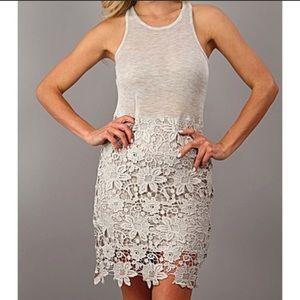 Dresses & Skirts - Crochet lace dress