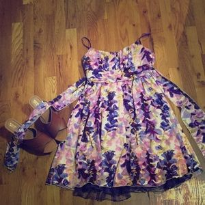 Ruby Rox Dresses & Skirts - Ruby rox floral summer dress size 5
