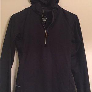 Nike dri-fit hoodie!