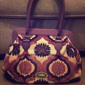 Cake Handbags - Cake by petunia diaper bag