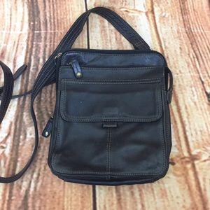 Fossil Handbags - Fossil leather cross body bag