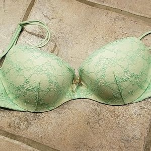 Mint Victoria's Secret Bra