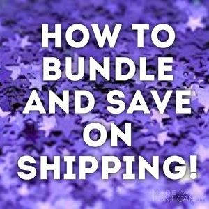 How to bundle and save 💰