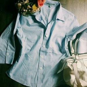 Foxcroft Tops - Button up