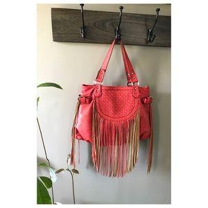Melie Bianco Fringe Bag