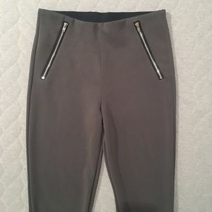 Gray Legging Pants
