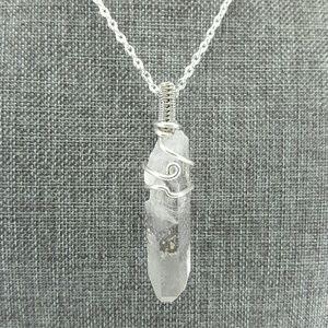 DGwiring Jewelry - LEMURIAN SMOKEY QUARTZ: soul, karma, link to past