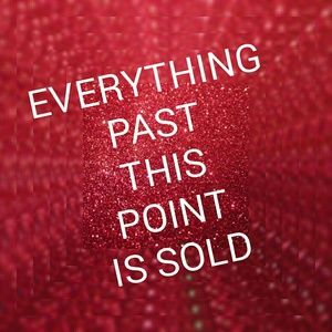 Accessories - EVERYTHING PAST THIS POINT IS UNAVAILABLE
