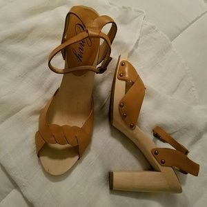 High healed Sandals