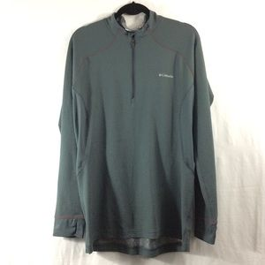 Columbia Other - Columbia long sleeve zip-up front thermal