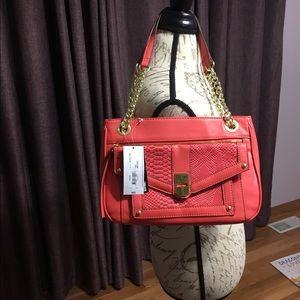 NWT Coral Nicole by Nicole Miller Handbag