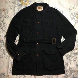 Levi's Other - Vintage Levis Corduroy Jacket x Coat x Button