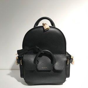 Buscemi Handbags - Buscemi Black Leather Mini Phd Backpack