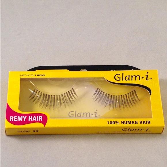 Glam I Makeup Remy Human Hair Eyelashes 99 Poshmark