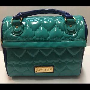 Betsey Johnson Handbags - Betsey Johnson Lunch Box