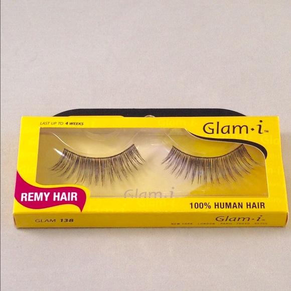 Glam I Makeup Remy Human Hair Eyelashes 138 Poshmark