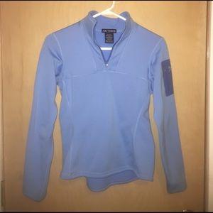 Arc'teryx Tops - Arcteryx base layer quarter zip shirt
