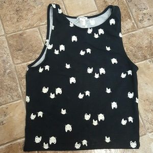 Forever 21 Tops - F21 cropped  tank top