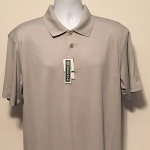 Cubavera Other - Cubavera Knit Golf Shirt Large Superb Quality NWT