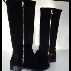 Jimmy Choo Shoes - Authentic Jimmy Choo Doreen Riding Boots. New.