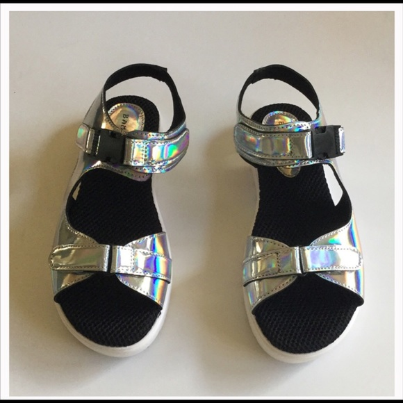 Bamboo Shoes - Silver Benecia Sandals