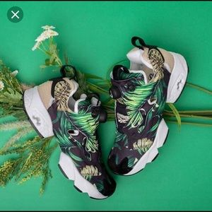 Reebok Shoes - LAST DAY!! REEBOK FURY JUNGLE GURL HARD TO FIND