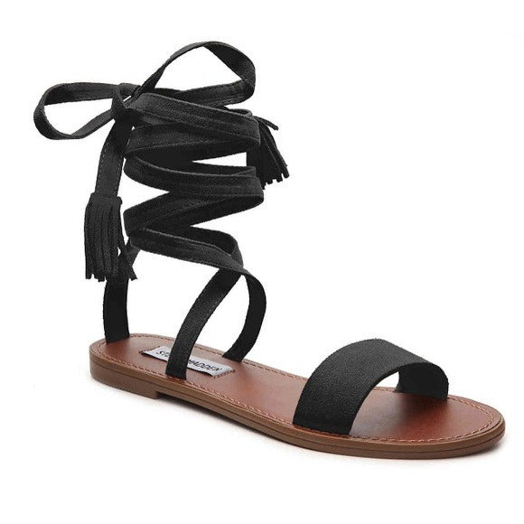 db41b98b260 Steve Madden Kaara lace up sandals