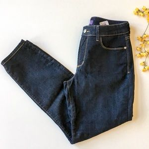 NYDJ Denim - 🍀Flash Sale🍀NYDJ slim fit ankle jeans, dark wash