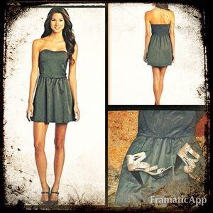 DC Dresses & Skirts - ✂️✂️Heart shaped strapless dress✂️✂️