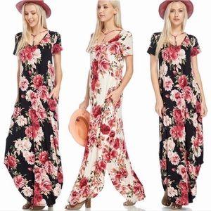 Leoninus Dresses & Skirts - 🏆HOST PICK🏆☀️NEW☀️ 🇺🇸Floral Maxi